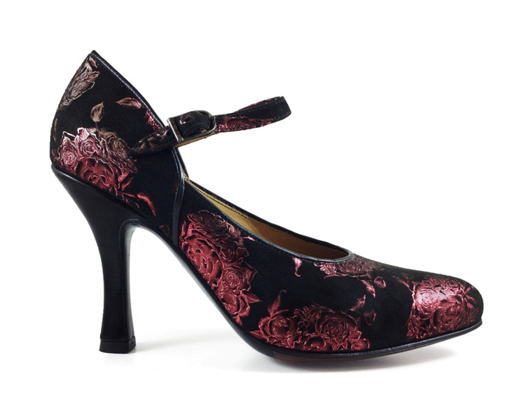 Mistral. Arika Nerguiz Tango Dance Shoes. Broadway Theatrical Shoes.