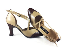 Eterna. Arika Nerguiz Tango Dance Shoes. Broadway Theatrical Shoes.