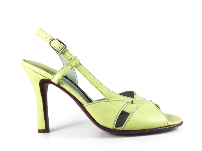 Dafne. Arika Nerguiz Sandal Shoes. Broadway Theatrical Shoes.