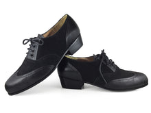 Don Juan. Arika Nerguiz Men Tango Dance Shoes. Broadway Theatrical Shoes.