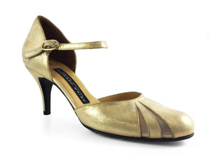 Paolina. Arika Nerguiz Tango Dance Shoes. Broadway Theatrical Shoes.