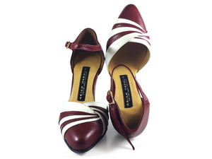 Simona. Arika Nerguiz Tango Dance Shoes. Broadway Theatrical Shoes.