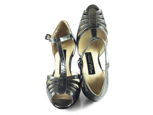 Lani. Arika Nerguiz Tango Dance Shoes. Broadway Theatrical Shoes.