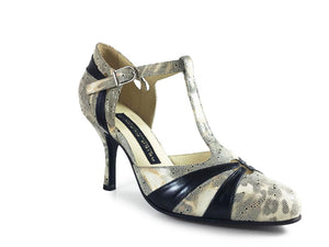 Cirilla. Arika Nerguiz Tango Dance Shoes. Broadway Theatrical Shoes.