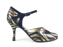 Dramatica. Arika Nerguiz Tango Dance Shoes. Broadway Theatrical Shoes.