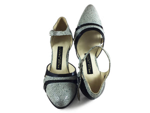 Amelie. Arika Nerguiz Tango Dance Shoes. Broadway Theatrical Shoes.