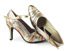Duquesa. Arika Nerguiz Tango Dance Shoes. Broadway Theatrical Shoes.