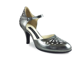 Elizabeth. Arika Nerguiz Tango Dance Shoes. Broadway Theatrical Shoes.
