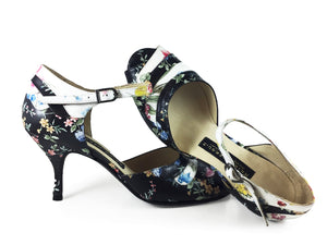 Nova. Arika Nerguiz Tango Dance Shoes. Broadway Theatrical Shoes.