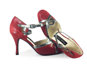 Imperial. Arika Nerguiz Tango Dance Shoes. Broadway Theatrical Shoes.