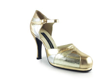 Sirena. Arika Nerguiz Tango Dance Shoes. Broadway Theatrical Shoes.
