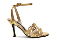 Trenzada. Arika Nerguiz Sandal Shoes. Broadway Theatrical Shoes.