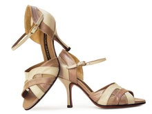 Antigona. Arika Nerguiz Dance Sandal Shoes. Broadway Theatrical Shoes.