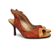 Nahir. Arika Nerguiz Sandal Shoes. Broadway Theatrical Shoes.