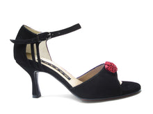 Rosa Mia. Arika Nerguiz Dance Sandal Shoes. Broadway Theatrical Shoes.