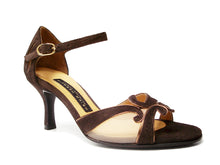 Magrit. Arika Nerguiz Tango Dance Sandal Shoes. Broadway Theatrical Shoes.