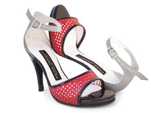 Ava. Arika Nerguiz Dance Sandal Shoes. Broadway Theatrical Shoes.