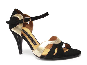 Catalina. Arika Nerguiz Dance Sandal Shoes. Broadway Theatrical Shoes.