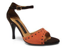 Vola. Arika Nerguiz Tango Dance Sandal Shoes. Broadway Theatrical Shoes.
