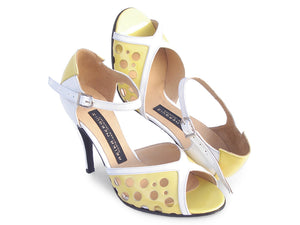 Nia. Arika Nerguiz Dance Sandal Shoes. Broadway Theatrical Shoes.