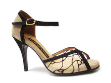 Osadia. Arika Nerguiz Dance Sandal Shoes. Broadway Theatrical Shoes.