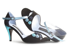 Isadora. Arika Nerguiz Tango Dance Sandal Shoes. Broadway Theatrical Shoes.