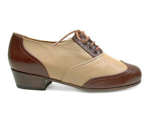 Sur. Arika Nerguiz Men Tango Dance Shoes. Broadway Theatrical Shoes.