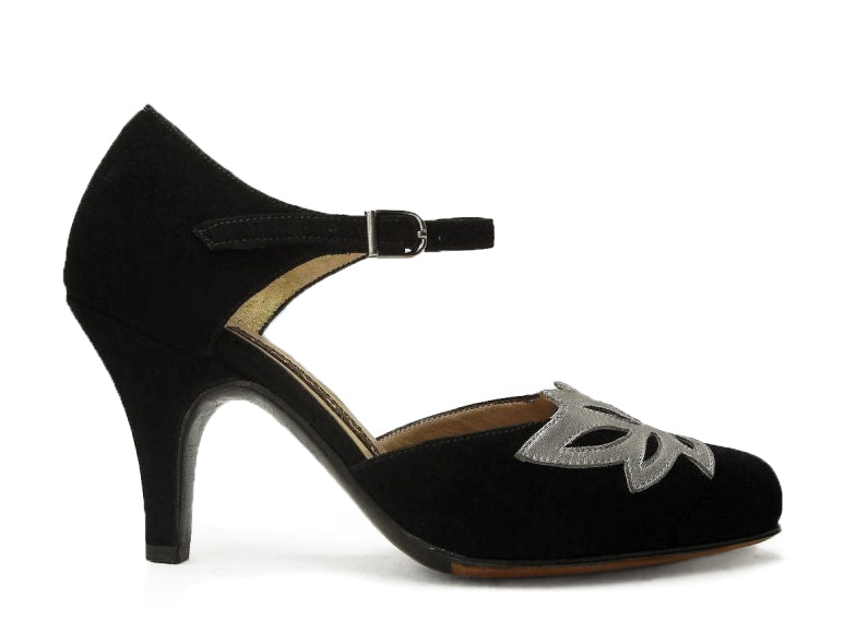 Lucine. Arika Nerguiz Tango Dance Shoes. Broadway Theatrical Shoes.