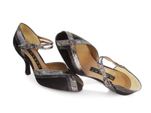 Eladia. Arika Nerguiz Tango Dance Shoes. Broadway Theatrical Shoes.