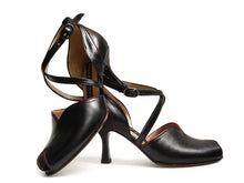 Milagro. Arika Nerguiz Tango Dance Shoes. Broadway Theatrical Shoes.