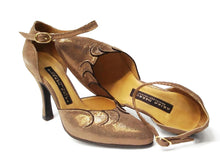 Andrea. Arika Nerguiz Tango Dance Shoes. Broadway Theatrical Shoes.