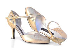 Amanti. Arika Nerguiz Tango Dance Shoes. Broadway Theatrical Shoes.