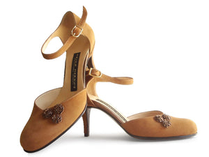 Duncan. Arika Nerguiz Tango Dance Shoes. Broadway Theatrical Shoes.