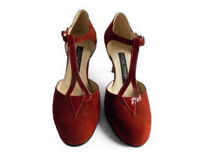Francis. Arika Nerguiz Tango Dance Shoes. Broadway Theatrical Shoes.