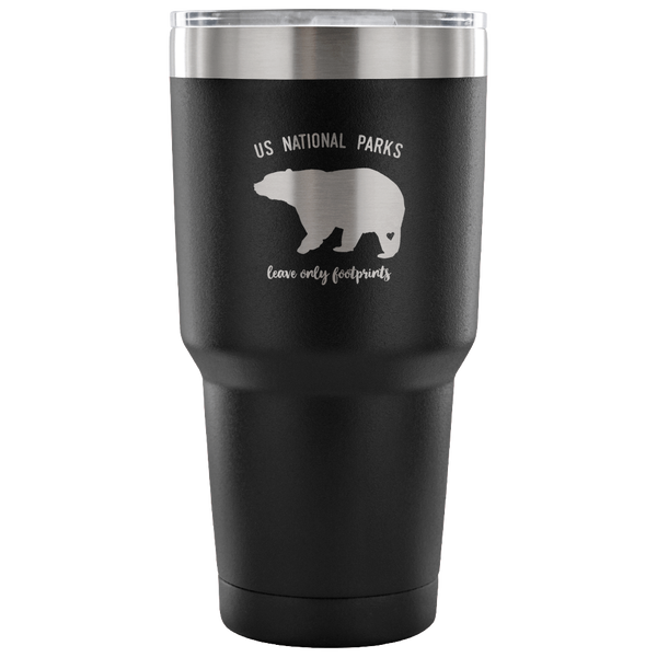 National Parks Vacuum Insulated Tumbler National Park Gift - Roam Free