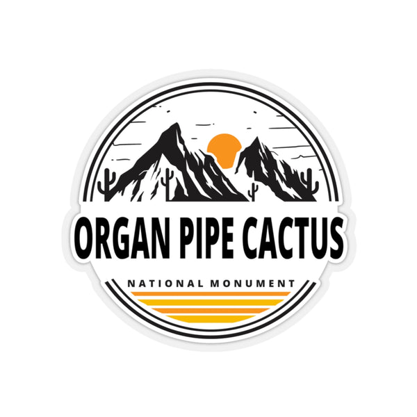 Organ Pipe Cactus National Monument Sticker - Roam Free