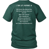 Z Tour National Park T Shirt - Roam Free