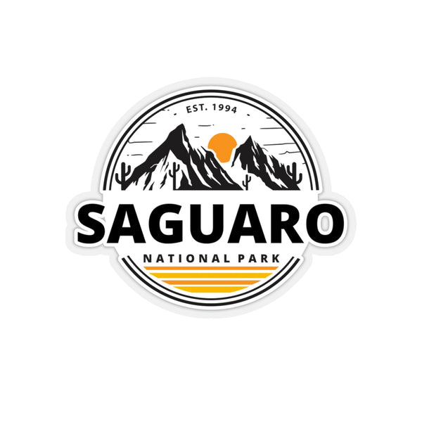 Saguaro National Park Sticker, National Park Sticker, National Park Gift - Roam Free