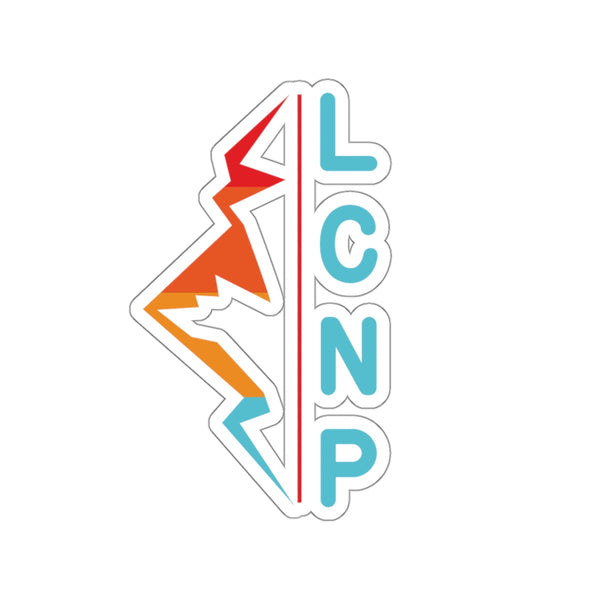 Lake Clark National Park Sticker, National Park Sticker, National Park Gift - Roam Free