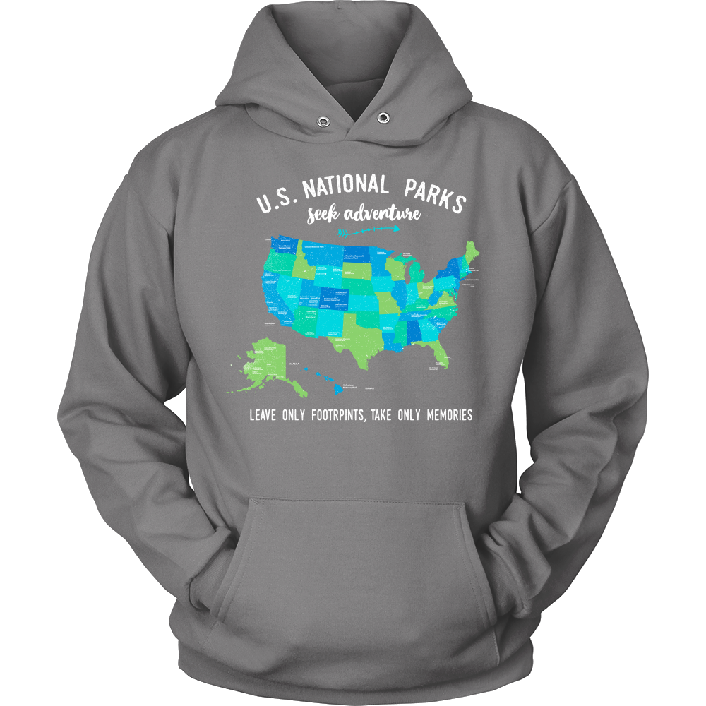 National Park Hoodie, National Park Sweatshirt, National Parks Hoodie, National Park Hoodies, National Park Apparel, National Park Gifts, National Park Clothing, Yellowstone Hoodie, Smoky Mountains Hoodies, Grand Canyon Hoodie - Roam Free