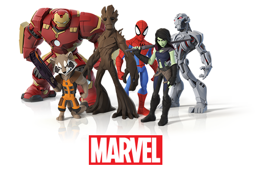 Disney Infiniti Marvel