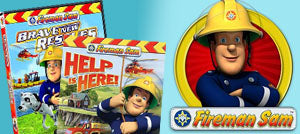 Save the day with Fireman Sam!
