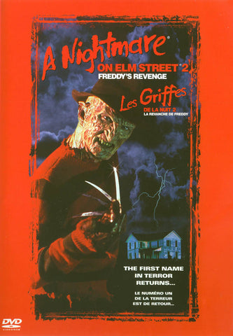 A Nightmare on Elm Street 2 - Freddy s Revenge (WideScreen And FullScreen) (Bilingual) DVD Movie