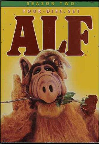 Alf - Season Two (Boxset) DVD Movie