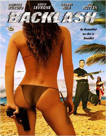 Backlash (Danielle Burgio) DVD Movie