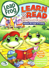 Leap Frog - Learn to Read at the Storybook Factory (LG)