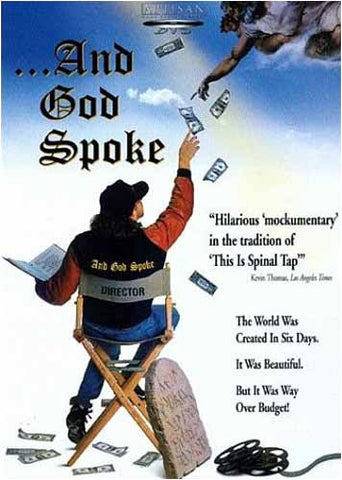 And God Spoke DVD Movie