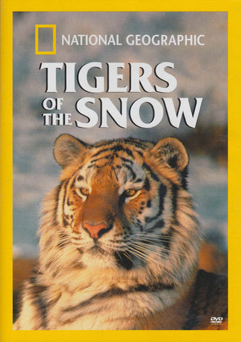 Tigers of the Snow (National Geographic) DVD Movie