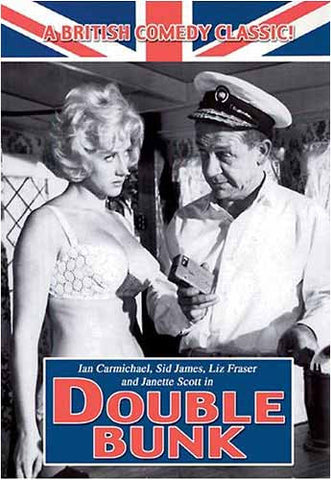 Double Bunk - A British Comedy Classic! DVD Movie