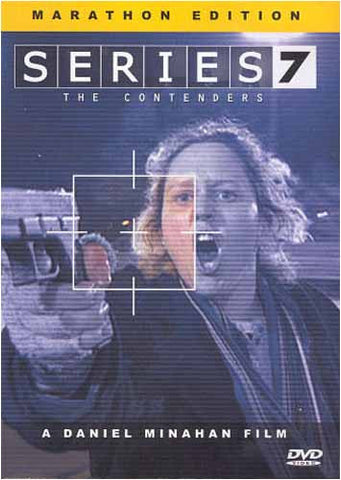 Series 7 - The Contenders DVD Movie